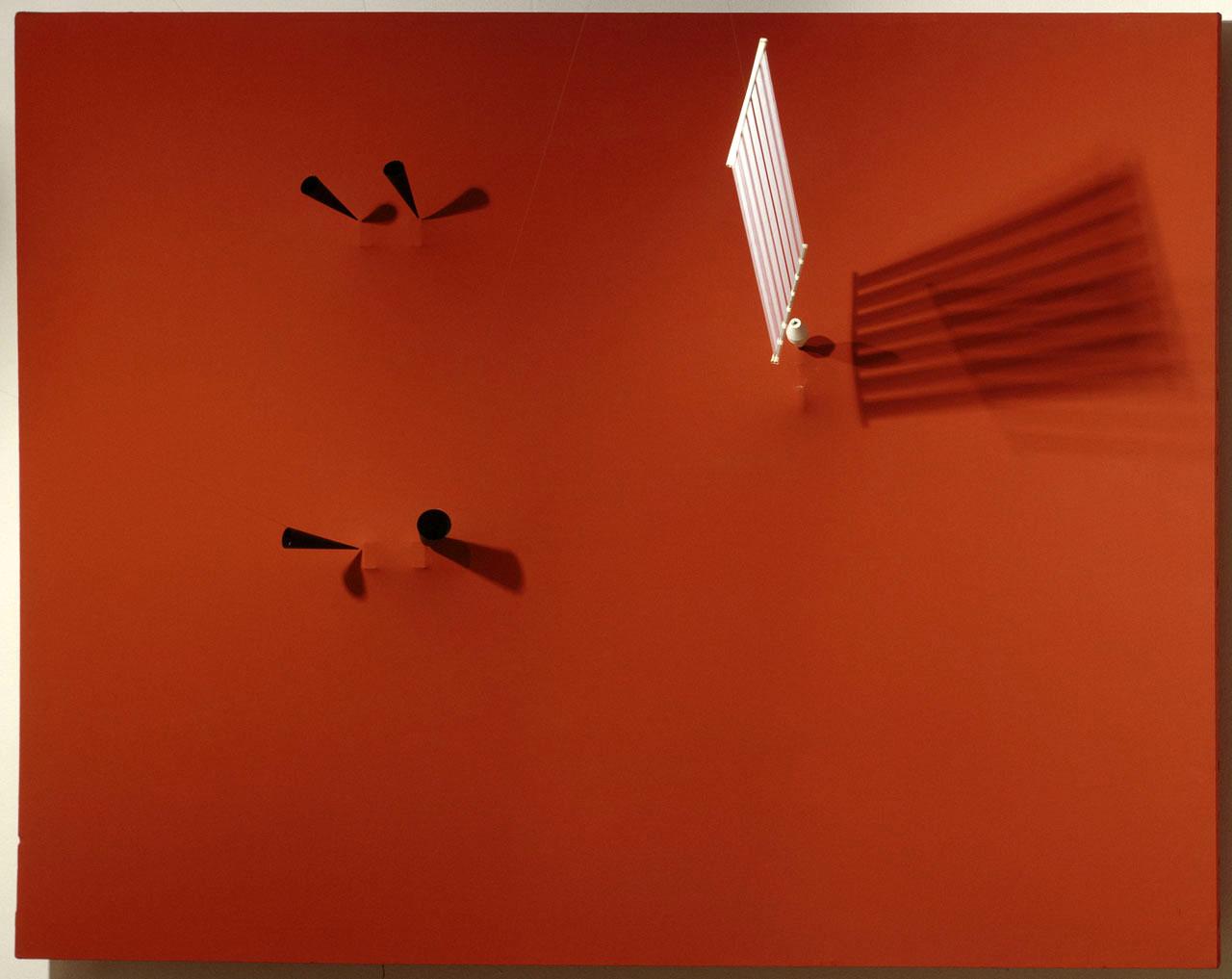 Mur magnétique n°9 (Rouge)