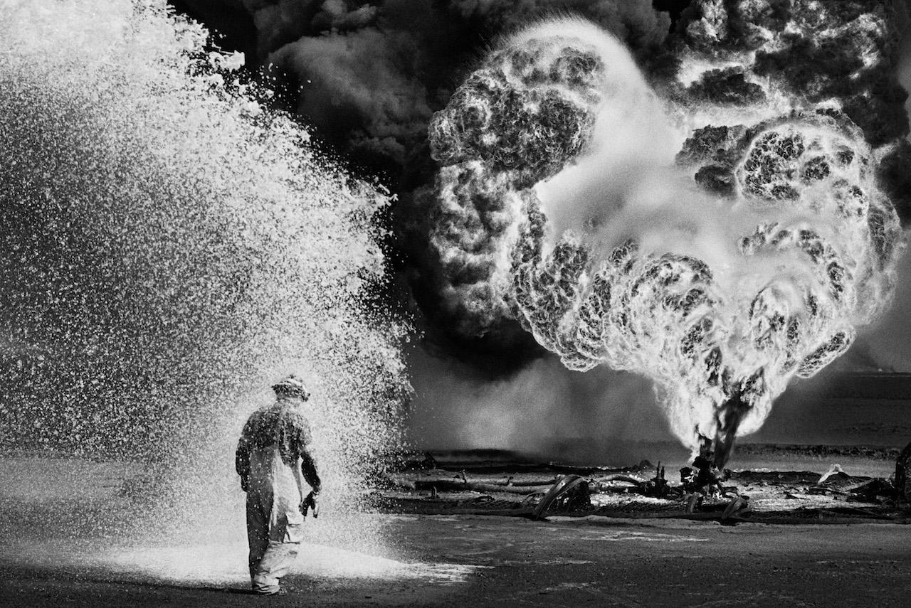 Photo by Sebastião Salgado, Courtesy of © Sebastião Salgado/ Amazonas Images/ Sony Pictures Classics