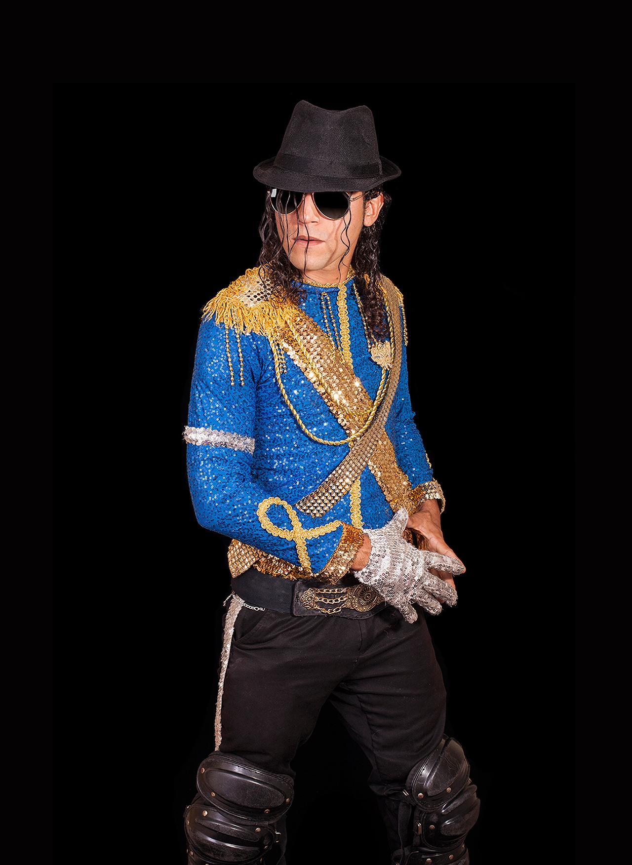 "Lorena Turner, ""Santana Jackson, Tribute Artist, Clearwater, Florida 2012"""