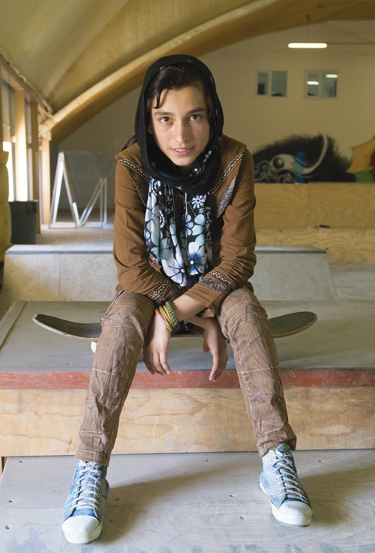 Arming Kabul's Girls w...
