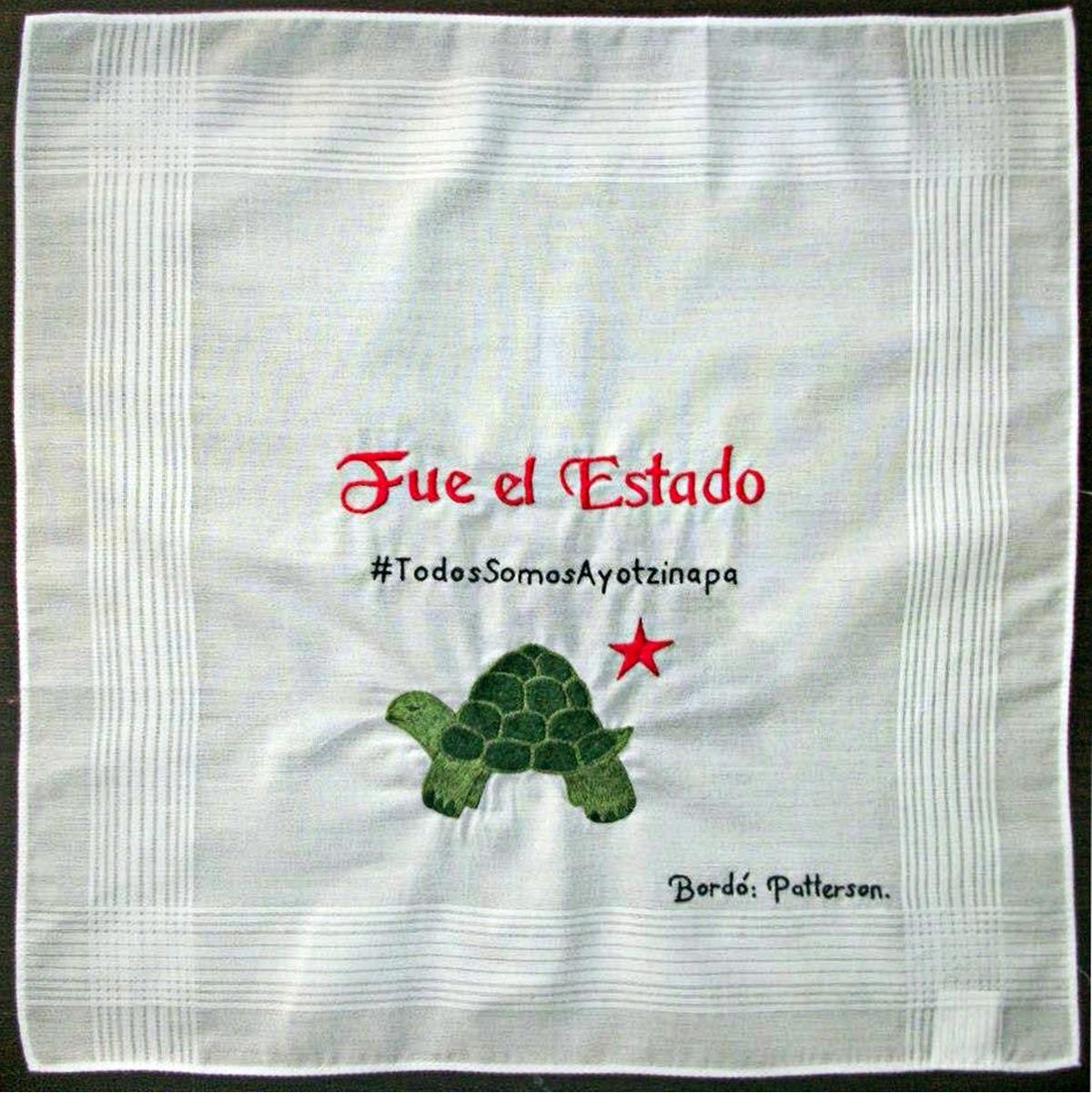 Tribute to the Disappeared_Patterson_Fue el Estado=
