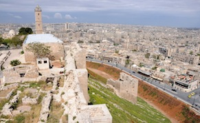Post image for Syrian President Seeks Investors to Rebuild Aleppo's Bombed-Out Old City