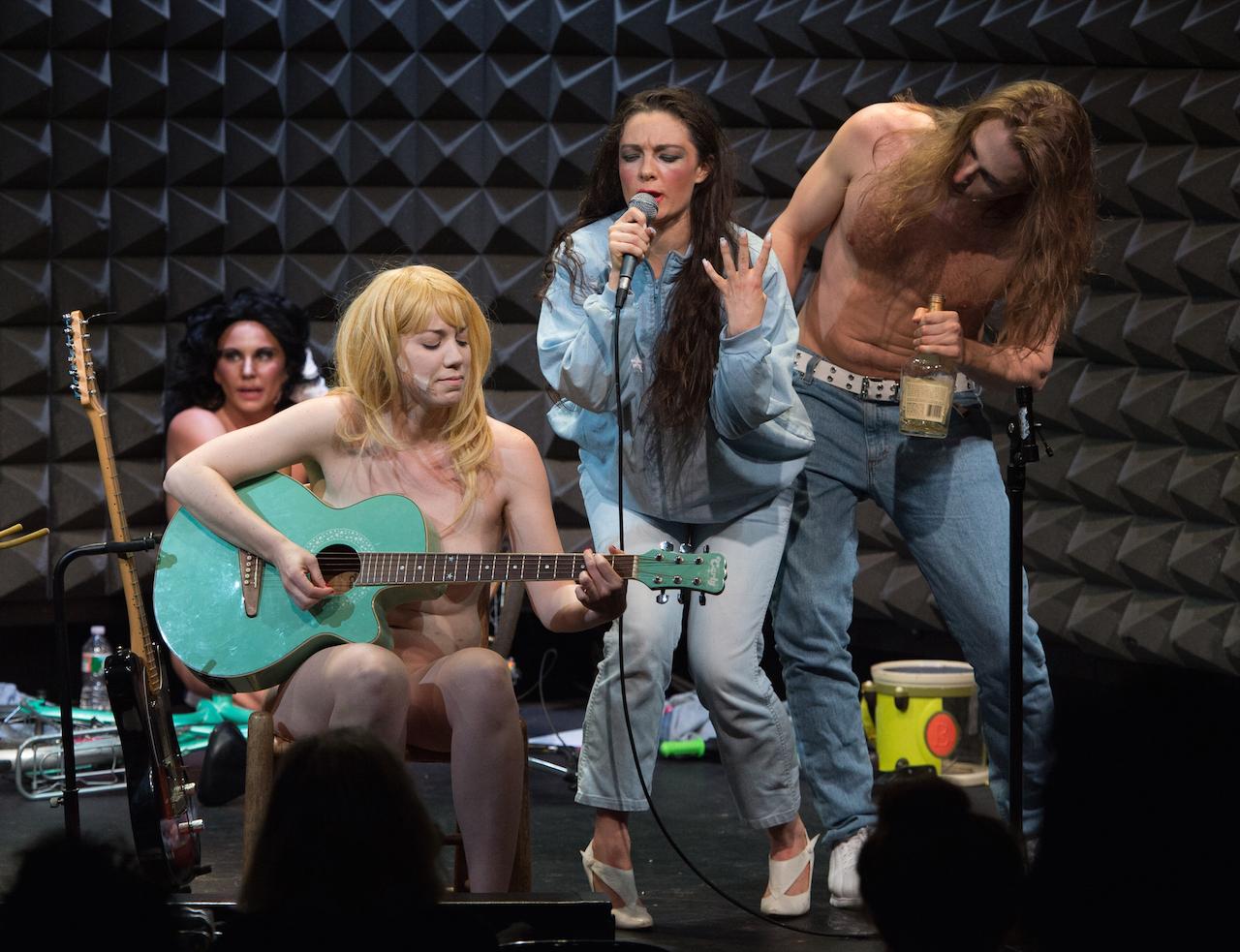 "Ann Liv Young ""Elektra Cabaret"" (2015) (photo by Kevin Yatarola, courtesy of Joe's Pub at the Public)"