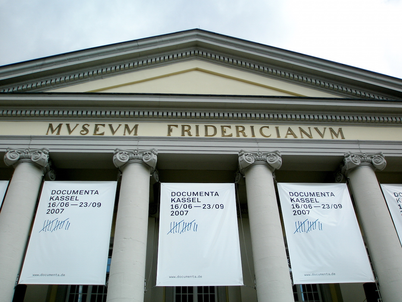 The Museum Fridericianum in Kassel, the main venue for Documenta (photo by Martin aka Maha/Flickr)