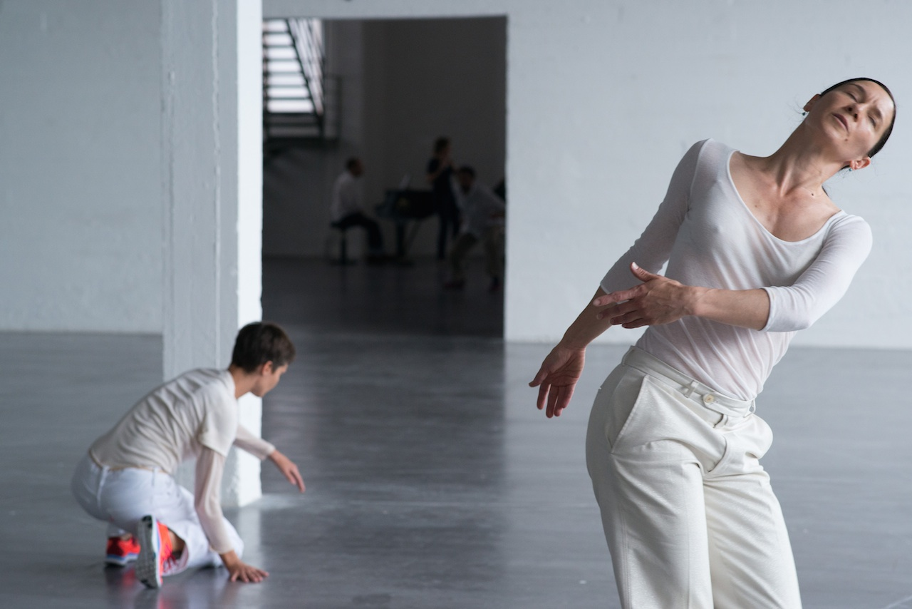In The Move From Stage To Museum A Dance Becomes