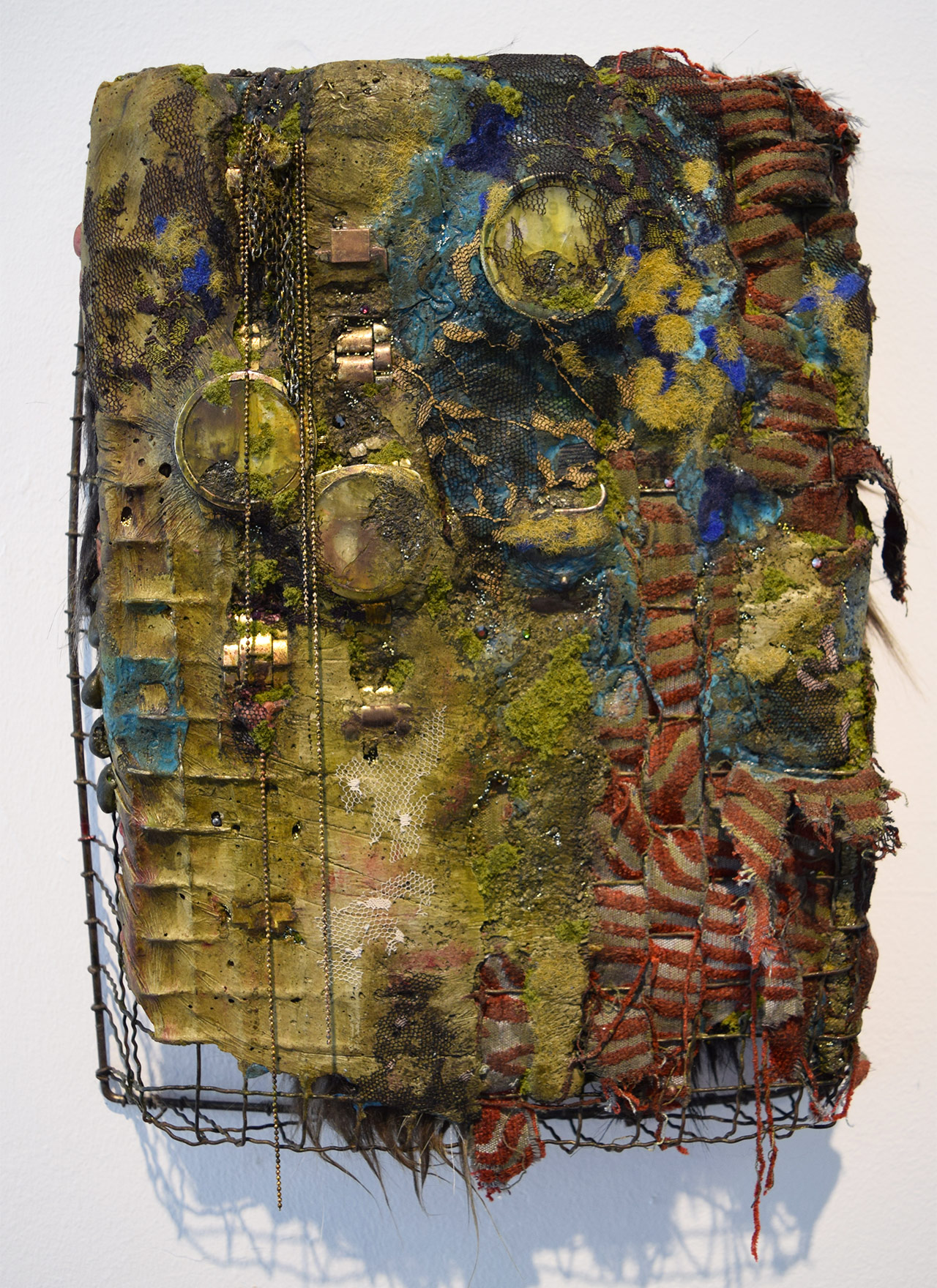 """Lina Puerta, """"Untitled (basket and watches)"""" (2014)"""
