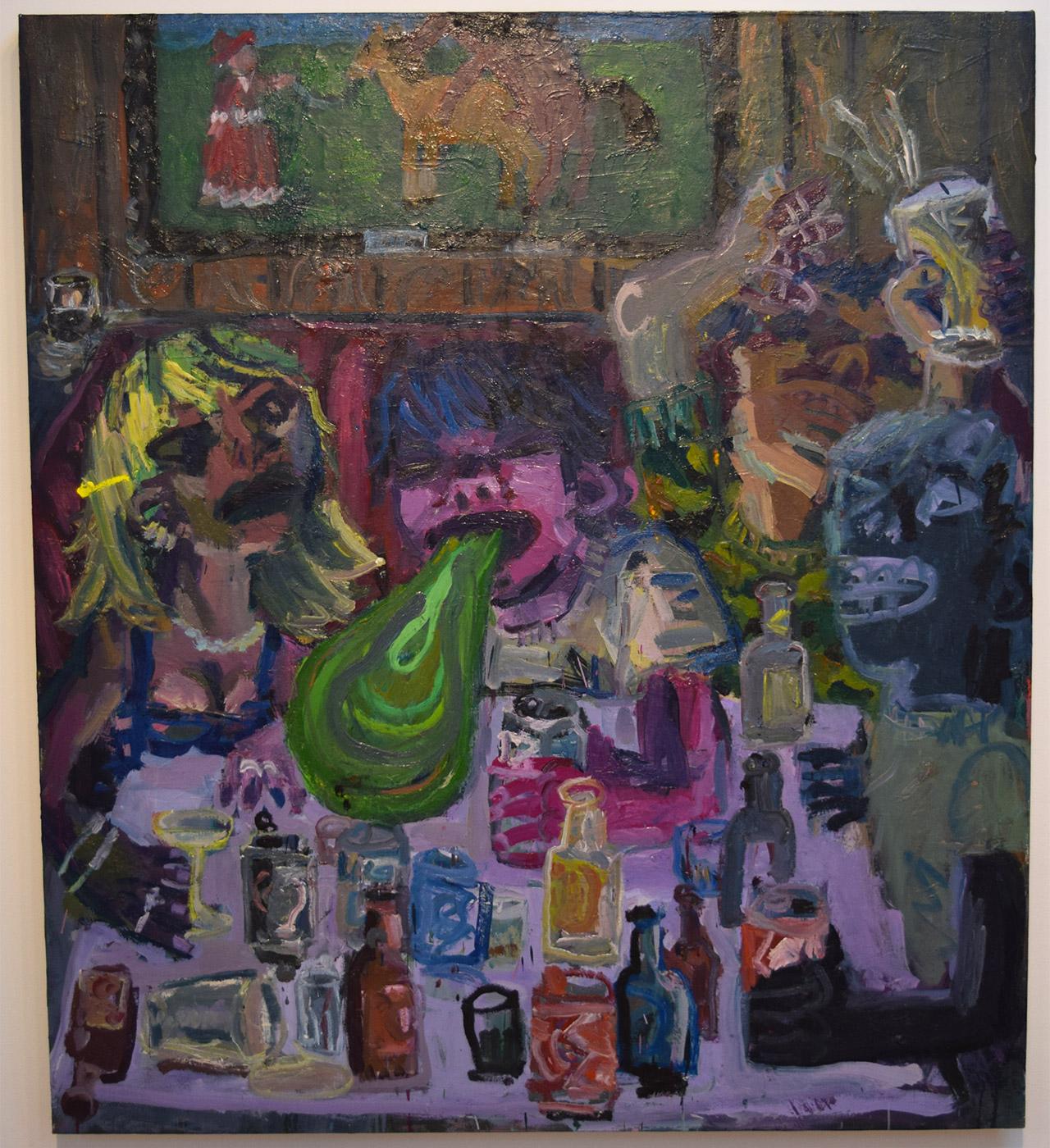 """Todd Bienvenu, """"Pure Class"""" (2014)"""