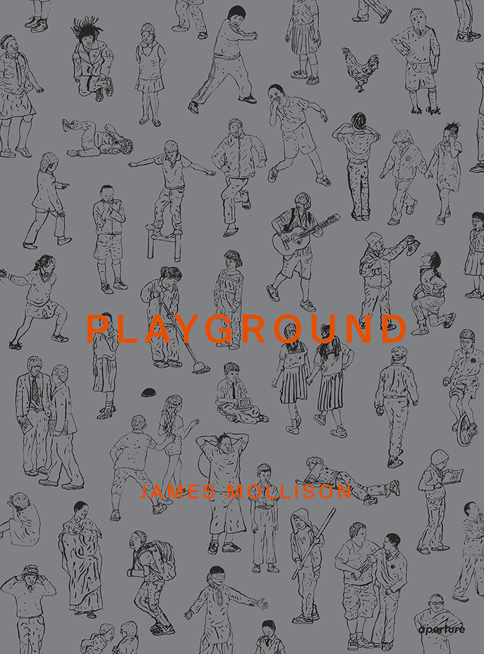 Cover of 'Playground' by James Mollison (courtesy Aperture)