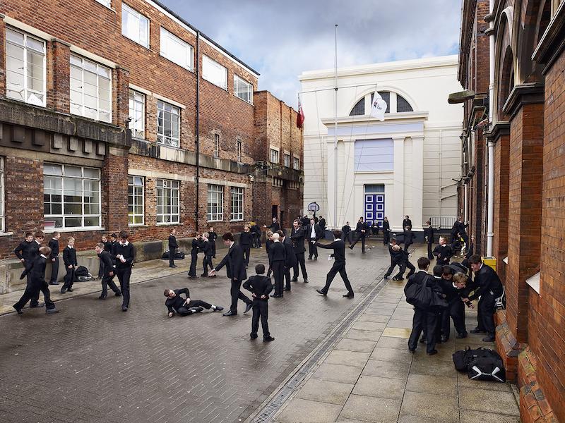Hull Trinity House School, Hull, UK (© James Mollison)