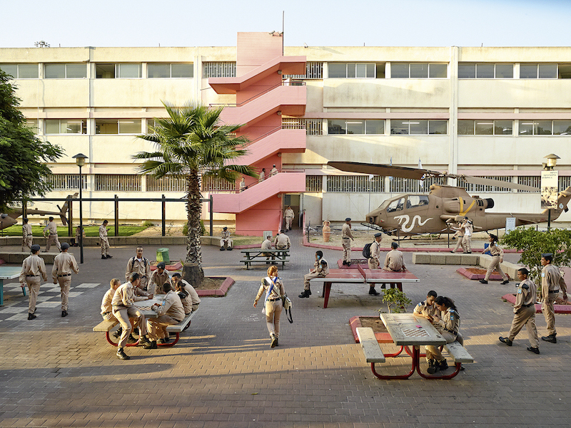 Holtz High School, Tel Aviv, Israel (© James Mollison)