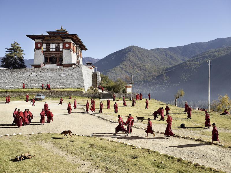 Dechen Phodrang, Thimphu, Bhutan (© James Mollison)