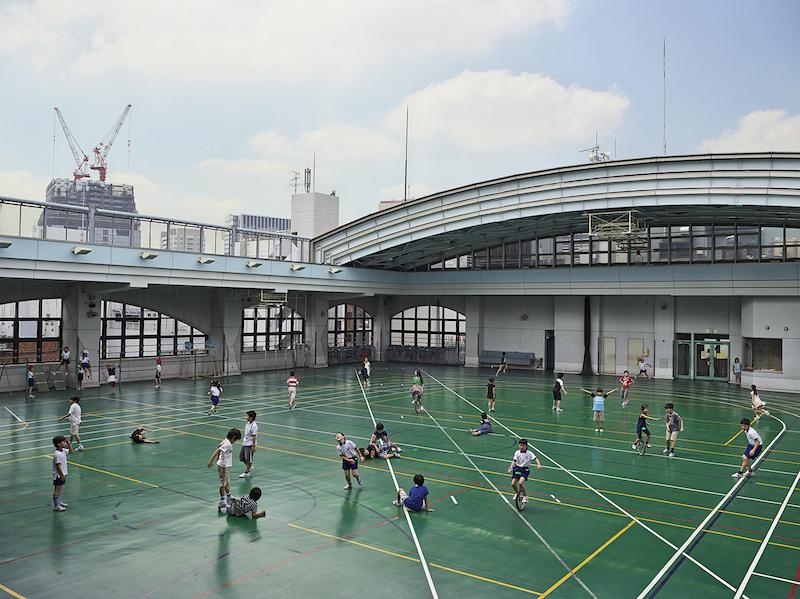 Shohei Elementary School, Tokyo (© James Mollison)