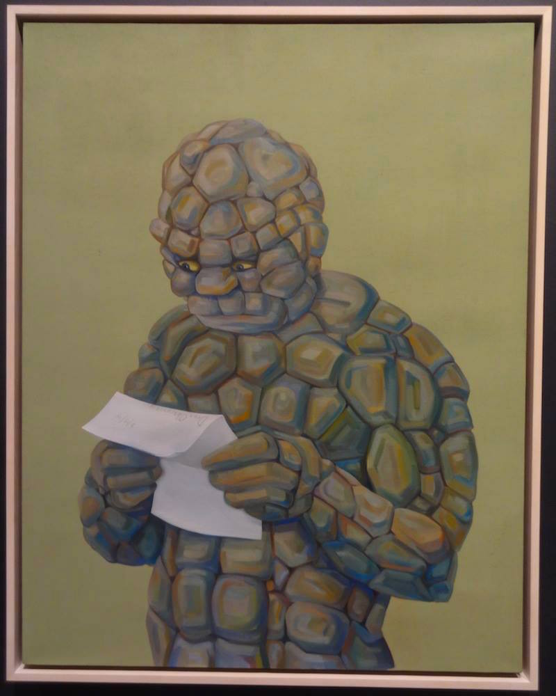 "Nicole Eisenman, ""From Success to Obscurity"" (2004)"
