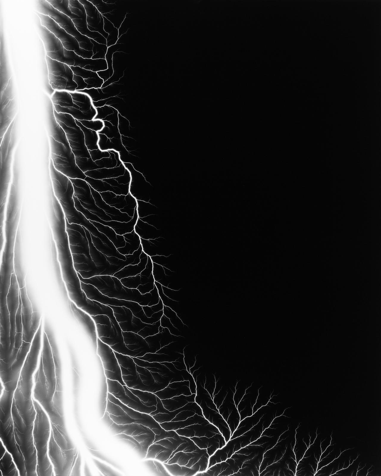 Lightning Fields 216, 2009, Hiroshi Sugimoto © Hiroshi Sugimoto, courtesy Fraenkel Gallery, San Francisco