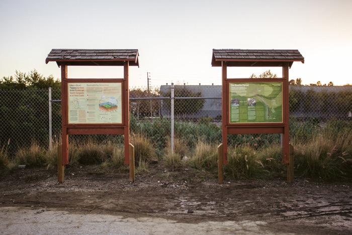 "Rosten Woo, ""LA River Interpretive Signage Program: Part 1"" (via clockshop.org)"
