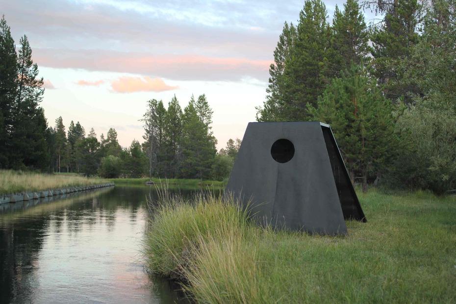 Sculpture by Alisha Sullivan of Portland, Oregon
