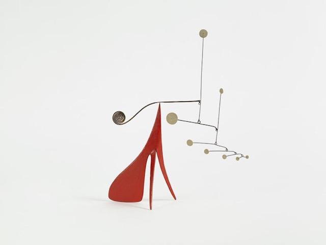 Alexander Calder A Gentle Giant Dancing In His Socks