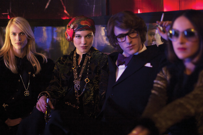 Aymeline Valade, Léa Seydoux, Gaspard Ulliel Photo by Carole Bethuel - © 2015 - Sony Pictures Classics
