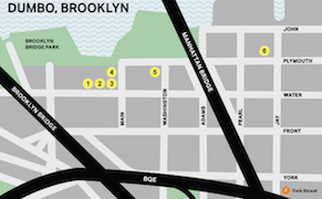 Post image for DUMBO Brooklyn Galleries Open New Ground Floor Spaces