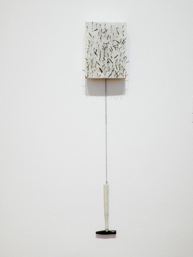 """Yoko Ono's """"painting to Hammer"""