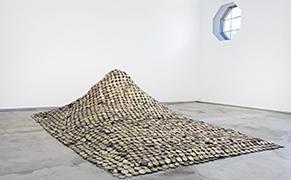 Post image for El Anatsui Goes to School