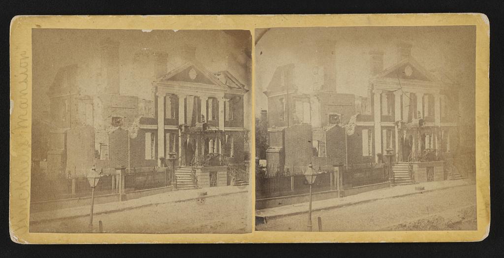 Pinckney's mansion - Osborn & Durbec