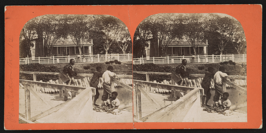 Plantation no. 12 Rockville Plantation, near Charleston, SC. - Osborn & Durbec