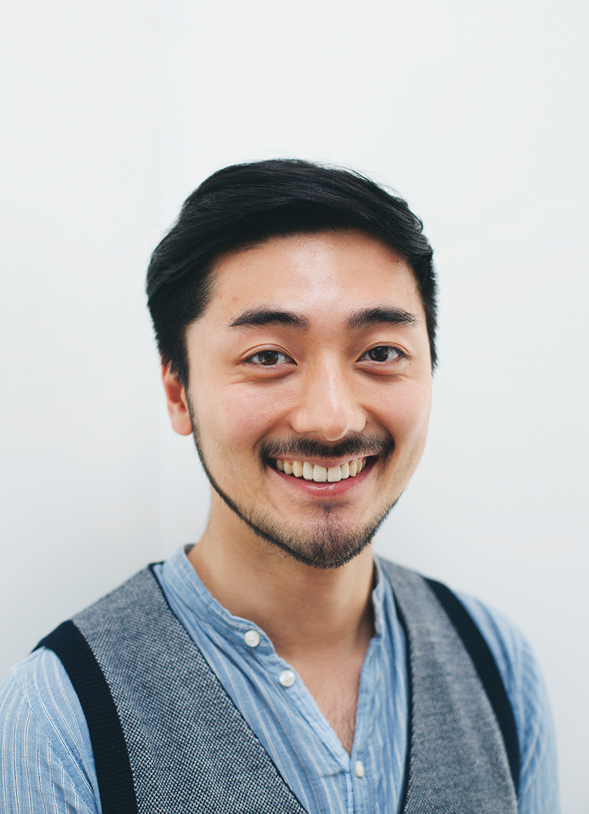 Ryohei Ozaki (photo by Nick Simmons)
