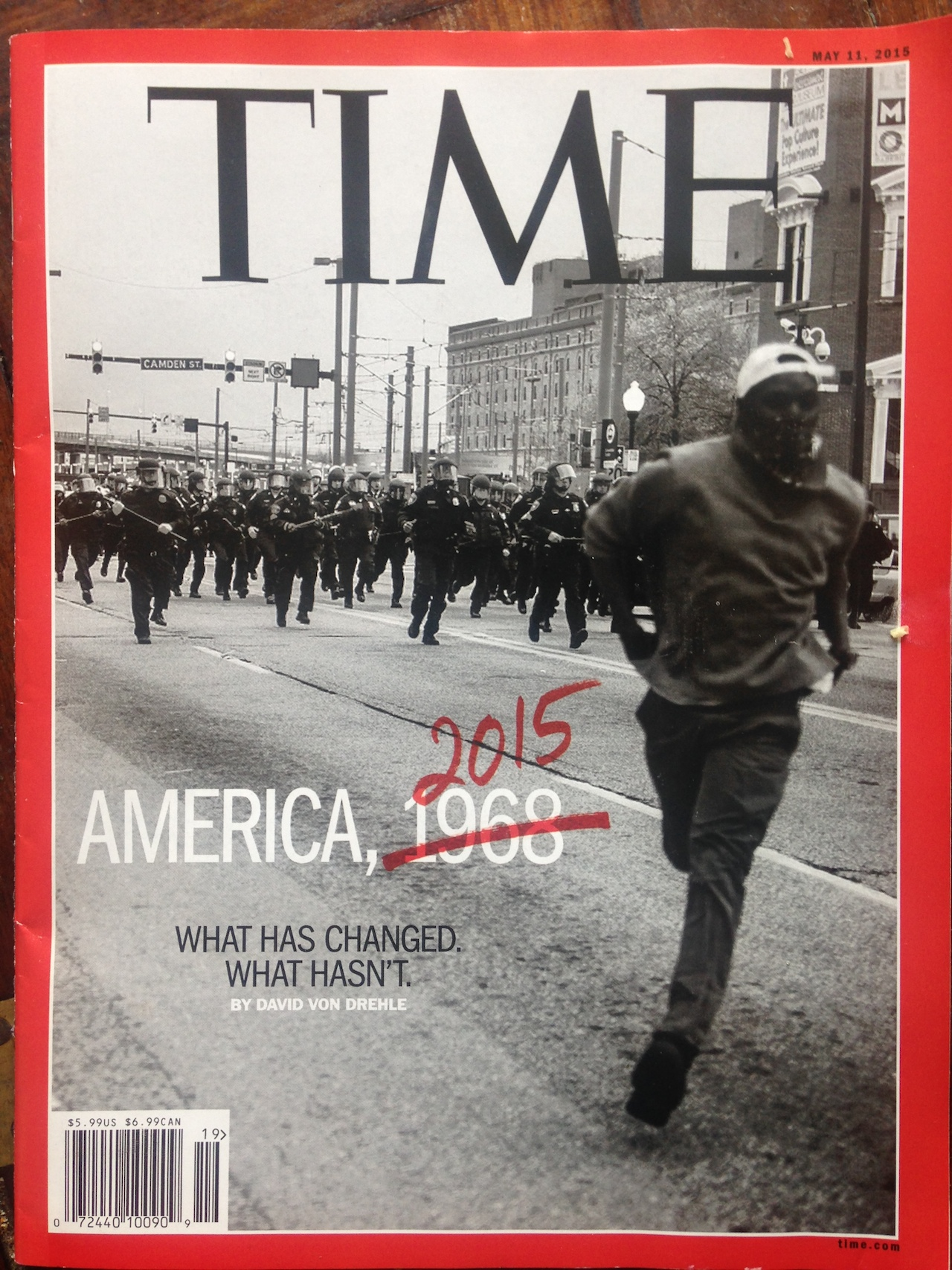 TIME Allen cover