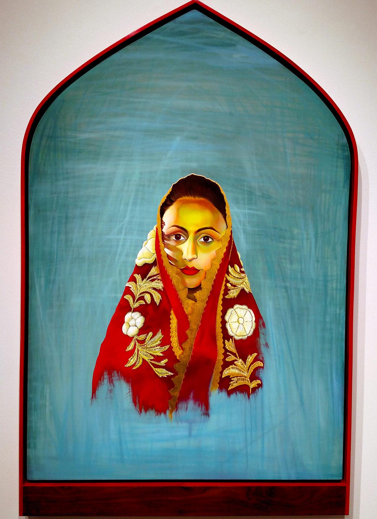 """Taravat Talepasand, """"Andarooni Birooni (Insider Outsider)"""" (2015)"""