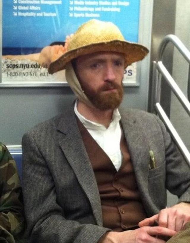 Still From The Van Gogh Show Courtesy Robert Reynolds