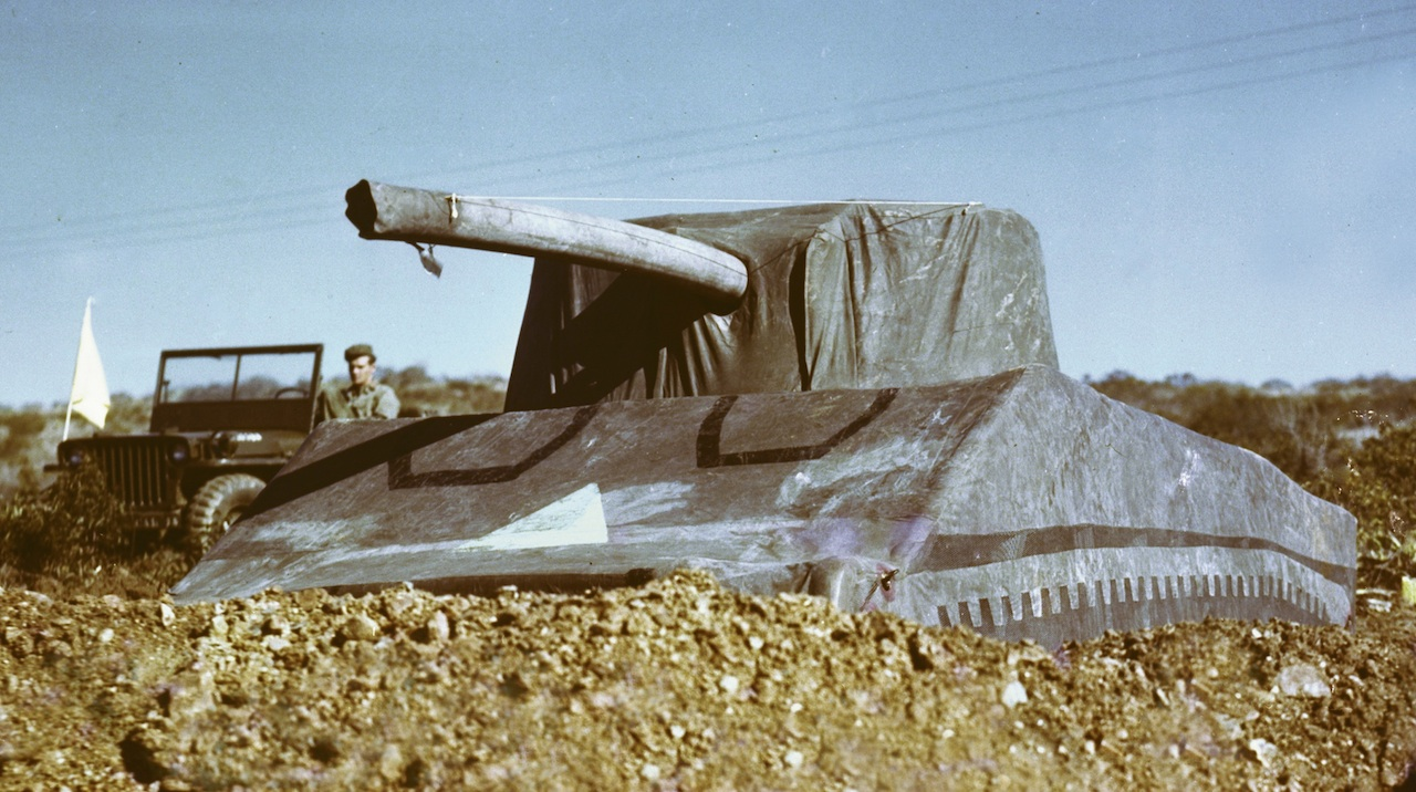 Honoring The Long Classified Ghost Army Of World War Ii