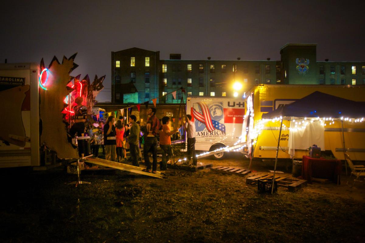 Lost Horizon Night Market (photo by Thom Carroll)