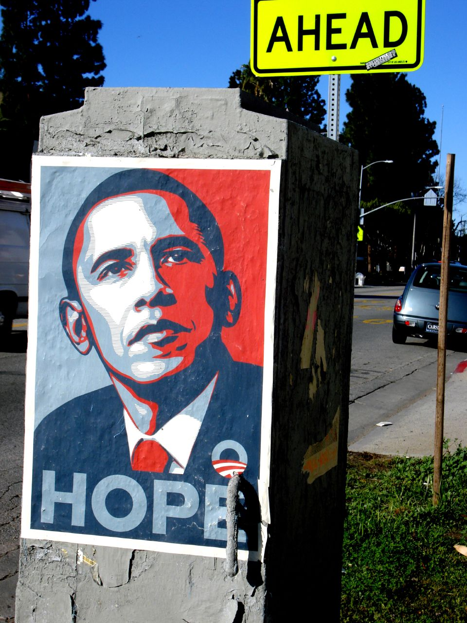 how to make obama hope poster
