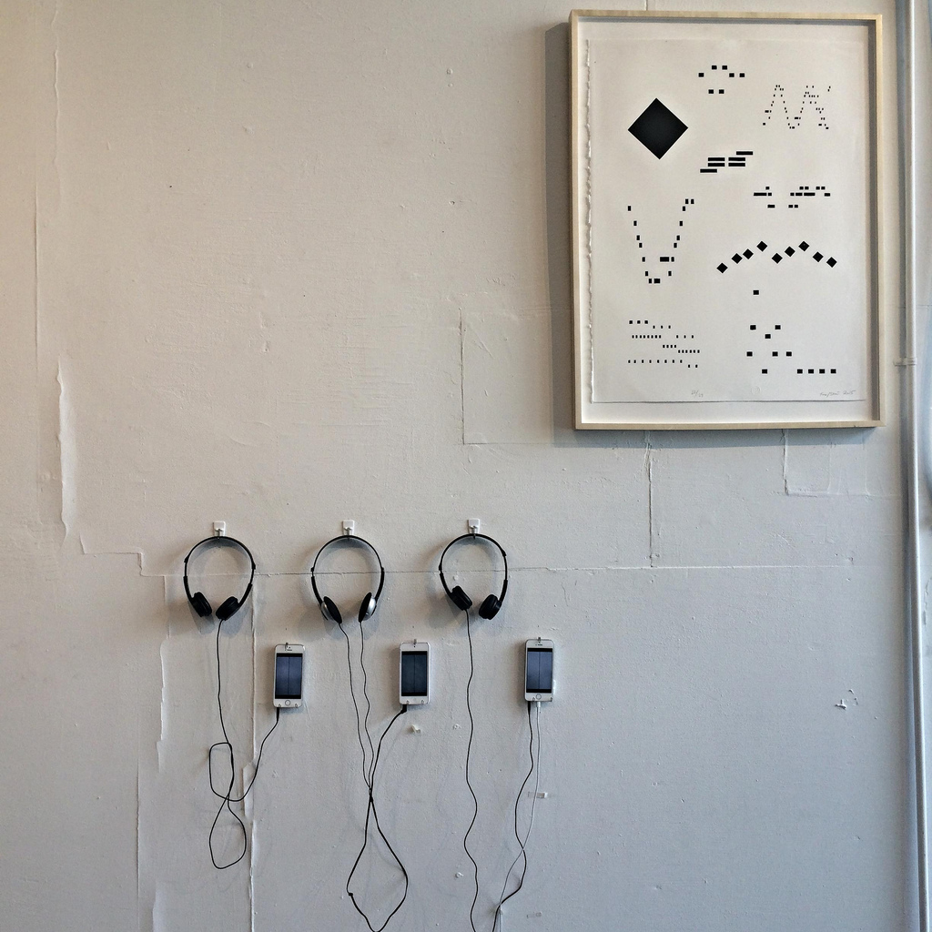 """Louise Foo and Martha Skou, """"Format No. 1"""" at Reverse"""