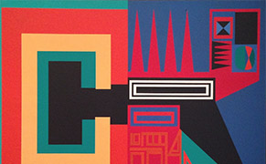 Post image for The Geometric Origins of Modern Painting in Peru