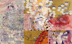 Post image for Sigmar Polke's Dreamy, Trippy Art Went Deeper than Pop