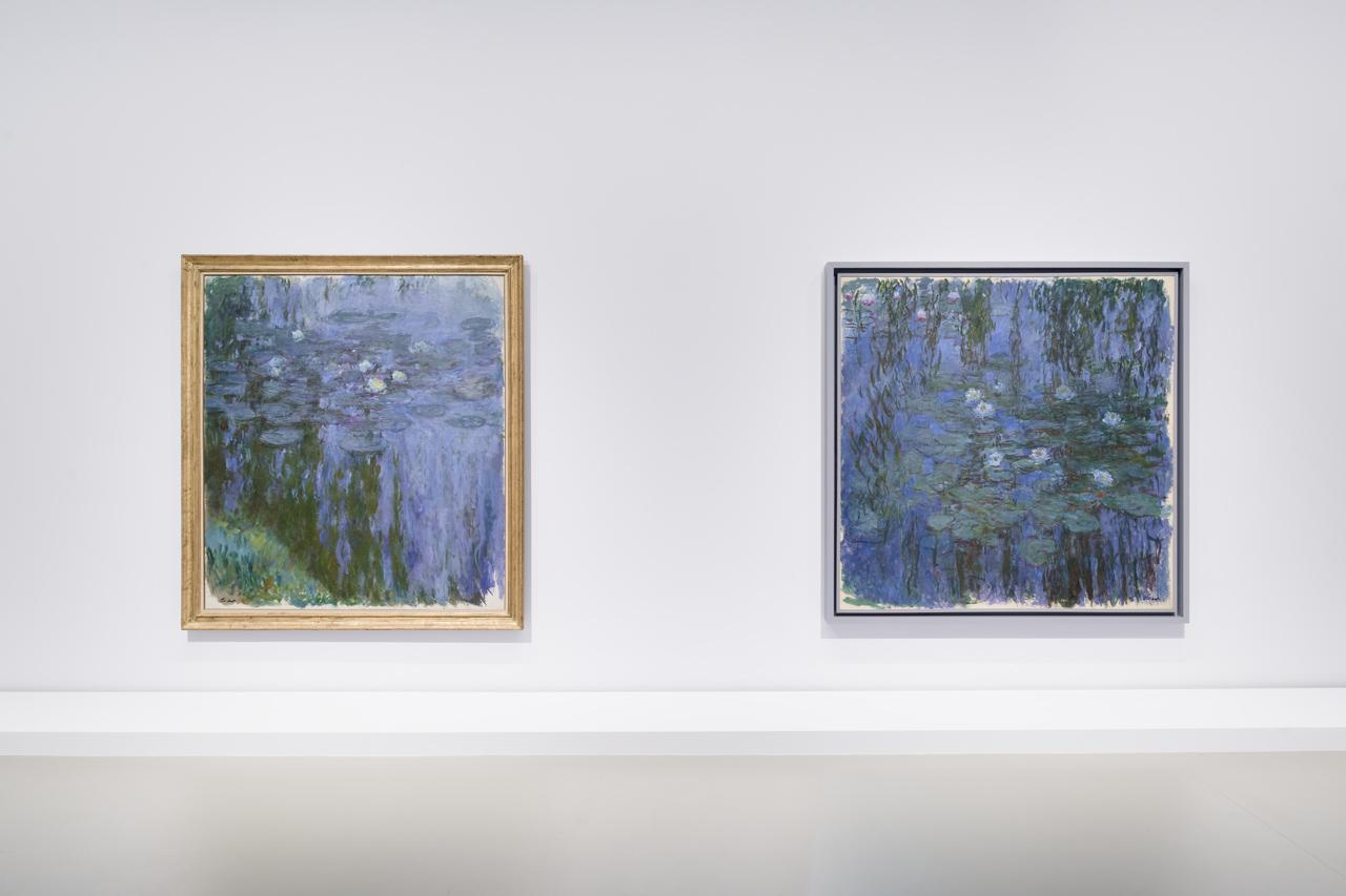 """Claude Monet's _Nymphéas"""" (Water Lilies) (1916-1919)"""