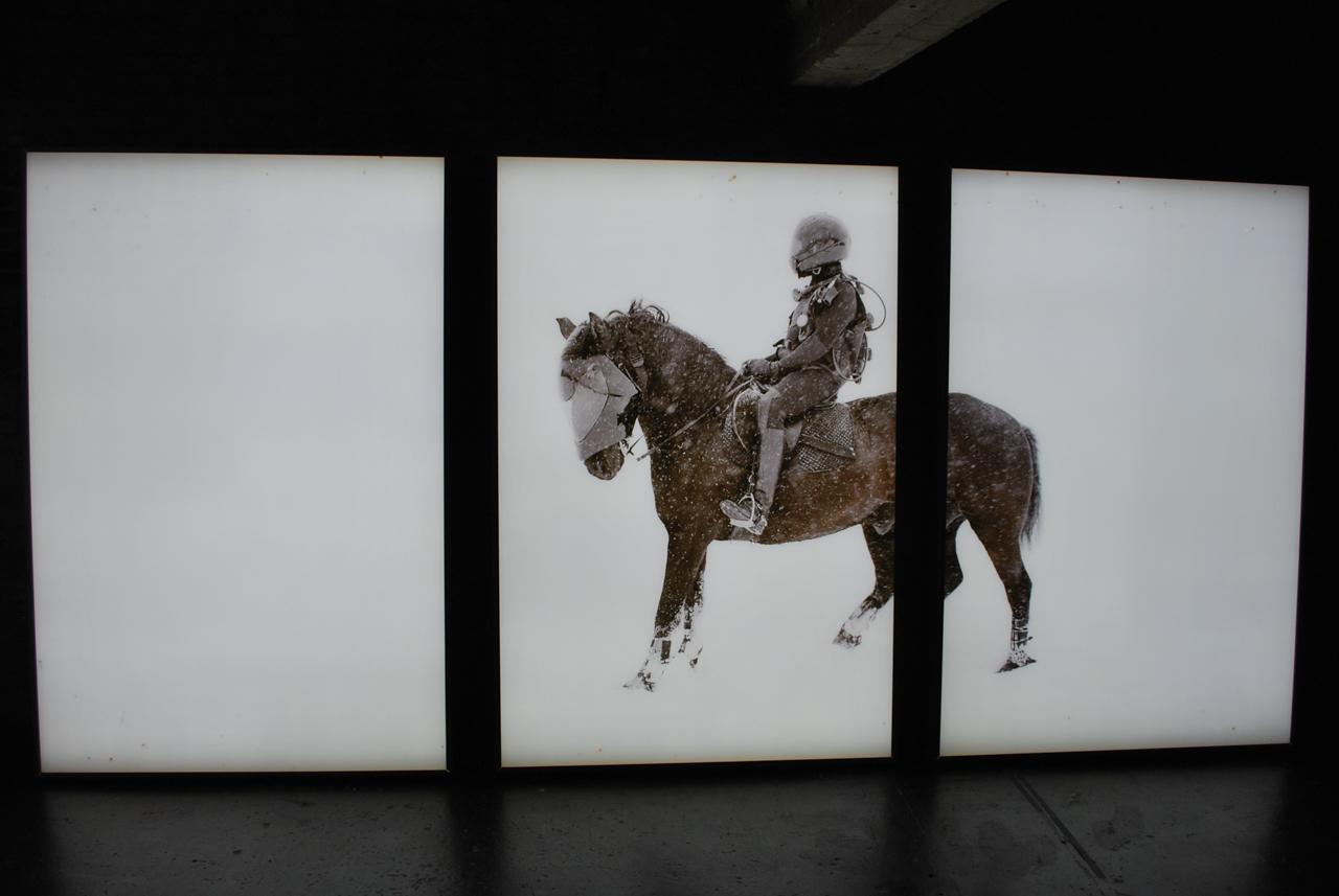 """Patrick Bernatchez, """"À la recherche du jour d'après,"""" (2012)"""