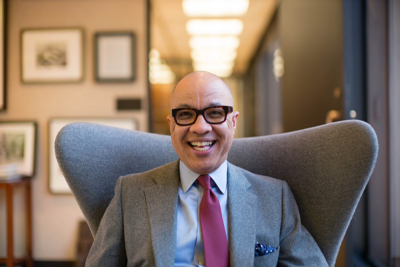 Darren Walker, president of the Ford Foundation (photo by Joi Ito, via Flickr)