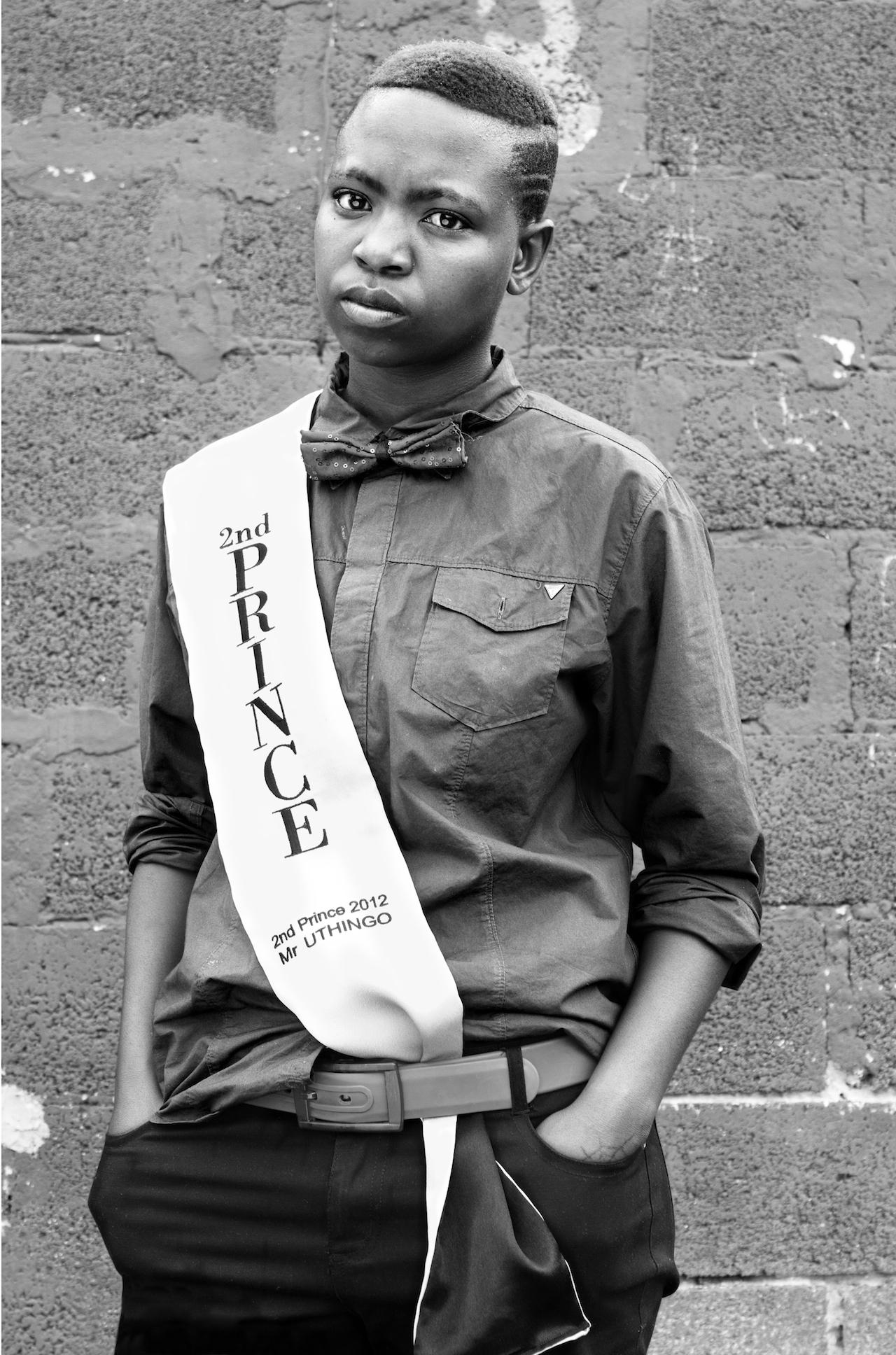 Zanele Muholi (South African, born 1972). Collen Mfazwe, August House, Johannesburg, 2012, 2012. Gelatin silver photograph, 34 x 24 in. (86.5 x 60.5 cm). © Zanele Muholi. Courtesy of Stevenson Cape Town/Johannesburg and Yancey Richardson, New York