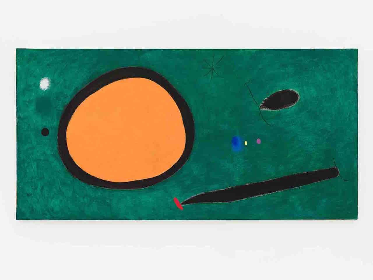 Who Influenced Joan Miro S Paintings