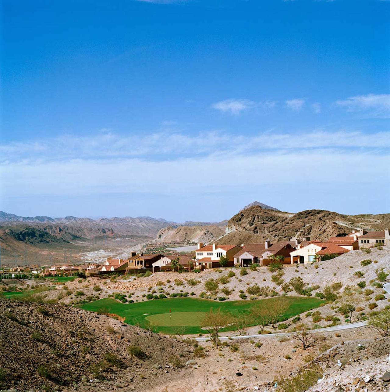 Lake Las Vegas Resort_Las Vegas USA _Tercia master planned community_ abandonded_Murcia Spain_ Robert Harding Pittman