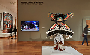 Post image for In Mainstream Museums, Confronting Colonialism While Curating Native American Art
