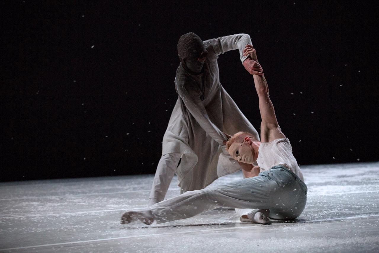 "Pontus Lidberg Dance, ""Snow"" (photo by Daniel Robinson)"