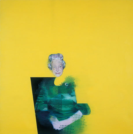 The Queen, by Justin Mortimer (1998)