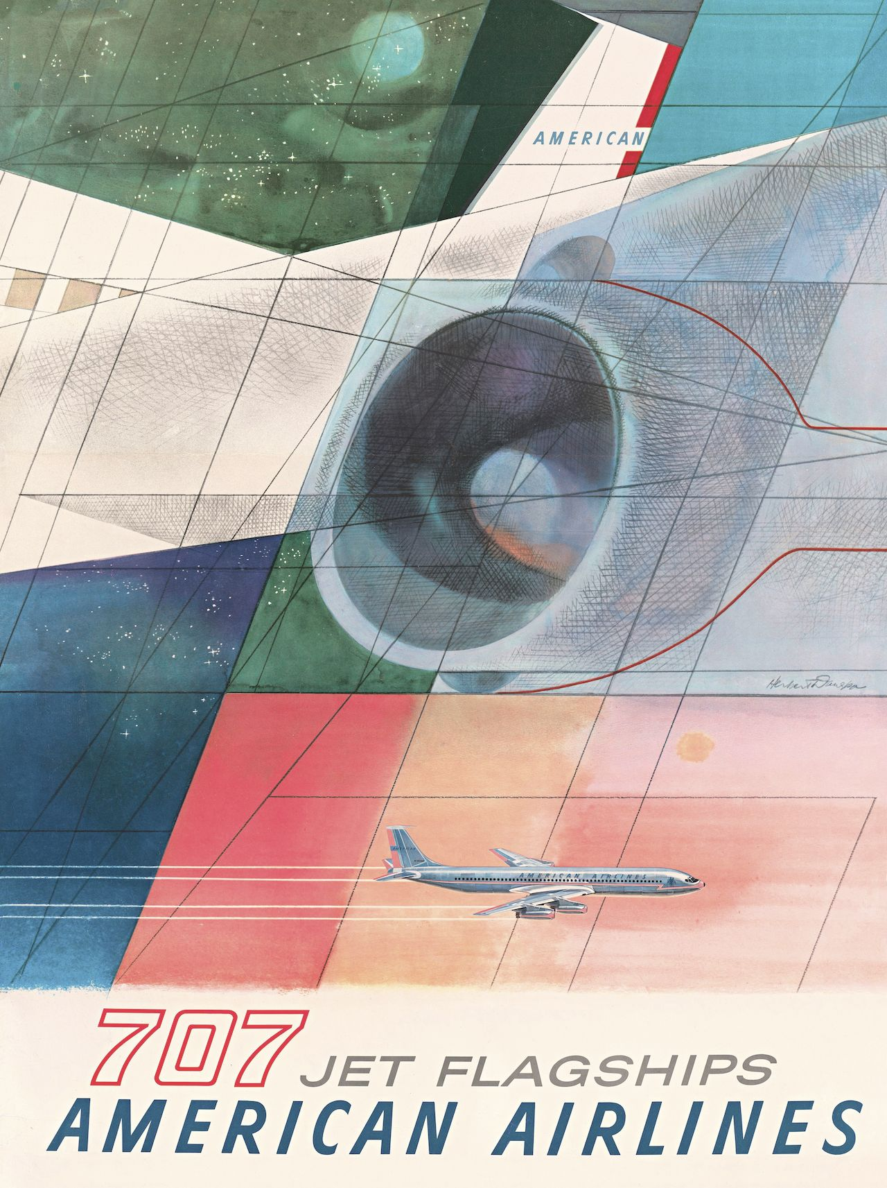 Airline Visual Identity 1945 - 1975