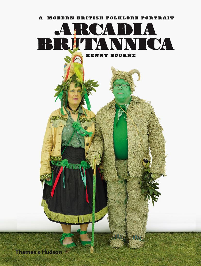Cover of 'Arcadia Britannica' (courtesy Thames & Hudson)