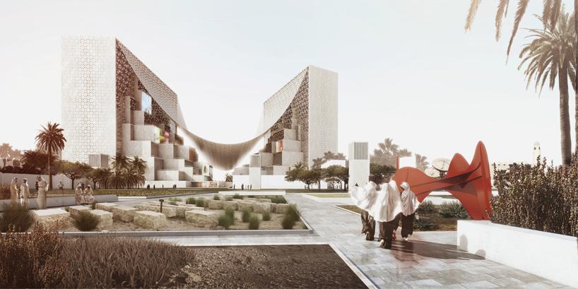 Every Architectural Rendering Needs An Alexander Calder
