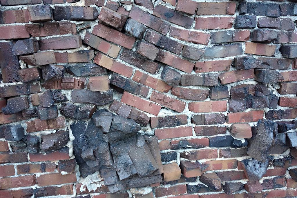 The Madcap Masonry Of Clinker Bricks